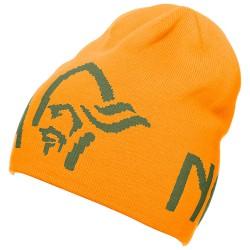 Berretto Norrona /29 Logo arancione