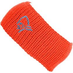 Fascia Norrona /29 Logo arancione