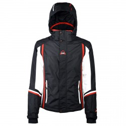 Ski jacket On The Edge M-sky Man black