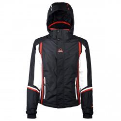 Ski jacket On The Edge M-sky Man black