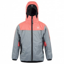Ski jacket Montura Skisky Girl grey-coral