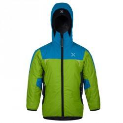 Ski jacket Montura Skisky Junior green