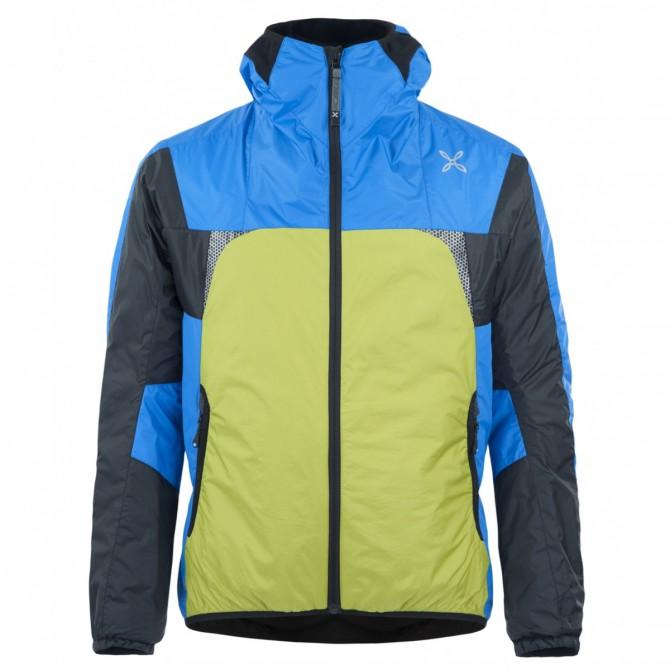 Giacca Montura Skisky Uomo lime-celeste - Bottero Ski e065d8cdd82