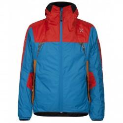 Jacket Montura Skisky Man blue-coral
