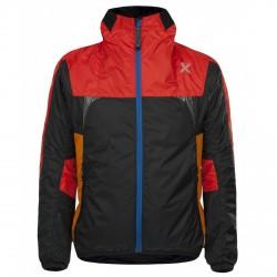 Jacket Montura Skisky Man black-coral