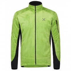 Jacket Montura Polar Confort Man green