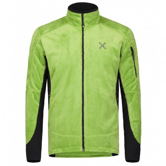 Jacket Montura Polar Confort Man green