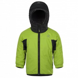 Ski jacket Montura Snow Baby acid green