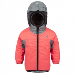 Ski jacket Montura Snow Baby fluro orange