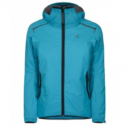 Jacket Montura Nevis Woman blue