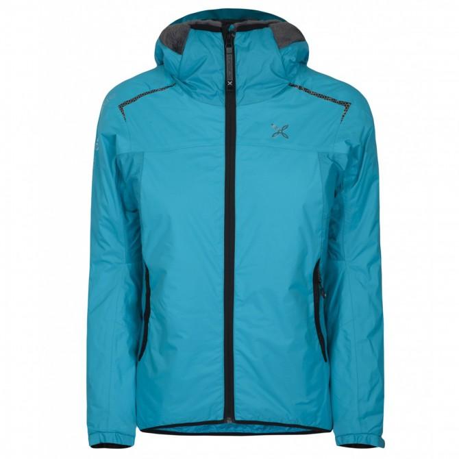 Jacket Montura Nevis Woman blue