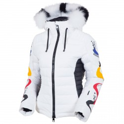 Ski down jacket JC De Castelbajac Steam Up Woman