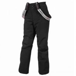 Pantalon ski Rossignol Youth Garçon noir