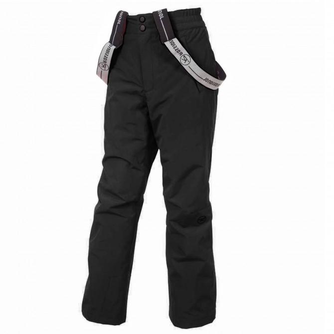 Pantalone sci Rossignol Youth Bambino nero