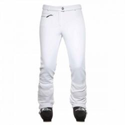 Pantalone sci Rossignol Glee Softshell Donna bianco