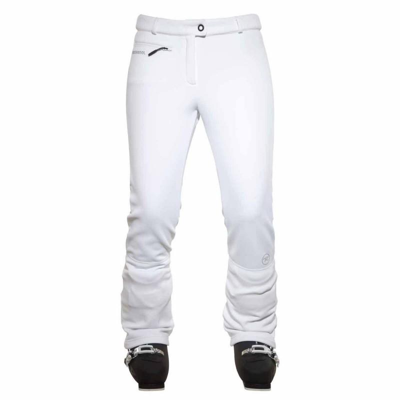 843493110f Rossignol Pantalone sci Glee Softshell Donna bianco Prezzi Rossignol ...