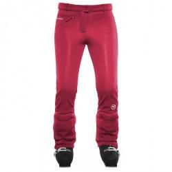 Pantalones esquí Rossignol Glee Softshell Mujer rojo