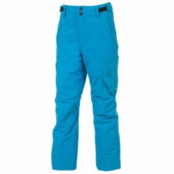 Ski pants Rossignol Cargo Junior light blue