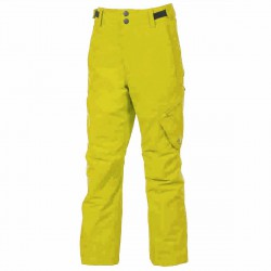 Pantalone sci Rossignol Cargo Bambino giallo