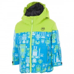 Ski jacket Rossignol Mini Baby light blue