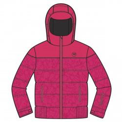 Chaqueta esquí Rossignol Mini Baby rosa