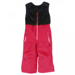 Salopette ski Rossignol Mini Baby rose