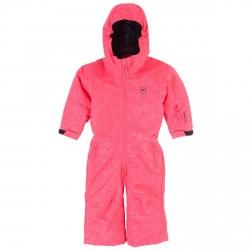 Conjunto esquí Rossignol Mini Baby rosa
