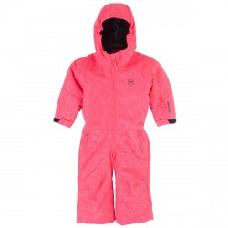 Ensemble ski Rossignol Mini Baby rose