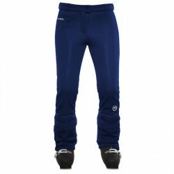 Pantalon ski Rossignol Glee Softshell Femme bleu