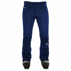Ski pants Rossignol Glee Softshell Woman blue