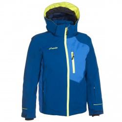 Chaqueta esquí Phenix Hardanger Niño azul