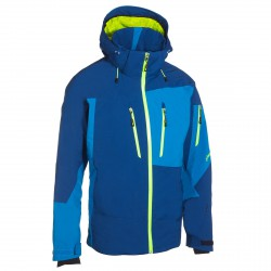 Chaqueta esquí Phenix Mush II Hombre azul