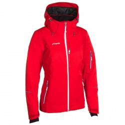 Chaqueta esquí Phenix Snow Light Mujer rojo
