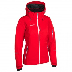 Giacca sci Phenix Snow Light Donna rosso