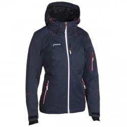 Ski jacket Phenix Snow Light Woman blue