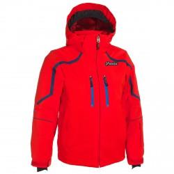 Veste ski Phenix Norway Alpine Team Garçon rouge