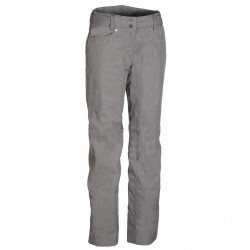 Pantalon ski Phenix Virgin Snow Femme gris