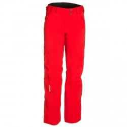 Pantalones esquí Phenix Diamond Dust Mujer rojo