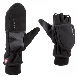 Guantes de esquì Leki Windstopper Fleece Double