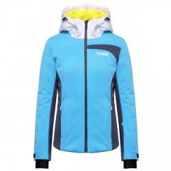Veste ski Colmar Alta Femme turquoise