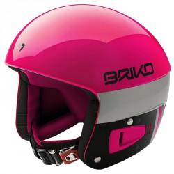 Casque de ski Briko Vulcano Fis 6.8 Unisex fuchsia-noir