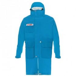 Mantella sci Vist Rain coast adjustable azzurro
