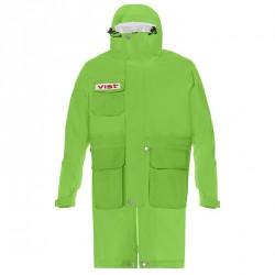 Mantalla sci Vist Rain coast adjustable verde fluo