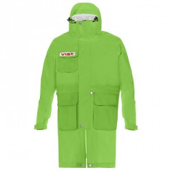 Mantalla sci Vist Rain coast adjustable verde fluo