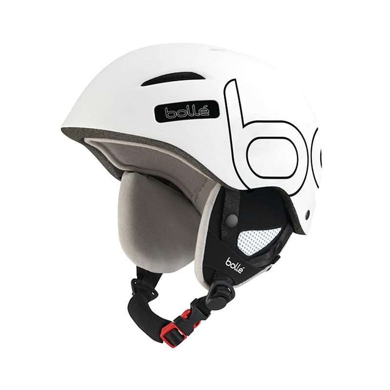Casco sci Bollè B-Style Unisex bianco