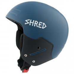 Casque de ski Shred Basher Noshock Unisex bleu