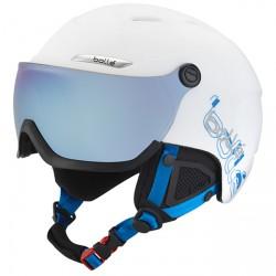 Ski helmet Bollè B-Yond Visor Unisex white