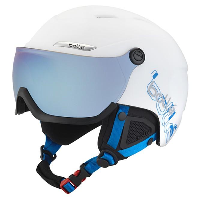 Casco sci Bollè B-Yond Visor Unisex bianco