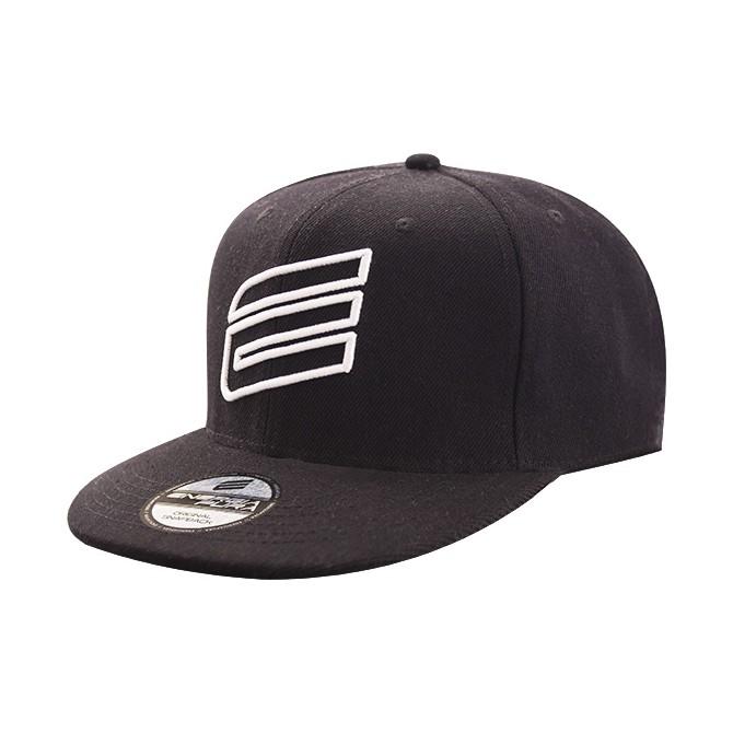 Berretto Energiapura Snap Back nero-bianco ENERGIAPURA Cappelli guanti sciarpe