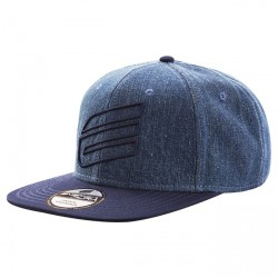 Berretto Energiapura Snap Back jeans